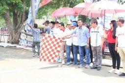 Perdana, Sirkuit Stadion Badak Digunakan Open Road Race Piala Bupati 2019
