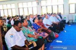 Biak Numfor tingkatkan kompetensi guru pelajaran diujikan dalam UN