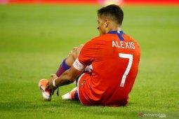 Alexis Sanchez cedera saat bela  timnas Chile