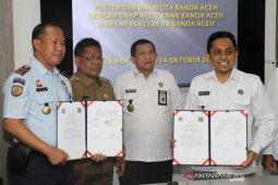 BNNK-Lapas Kelas IIA Banda Aceh kerjasama berantas peredaran narkoba