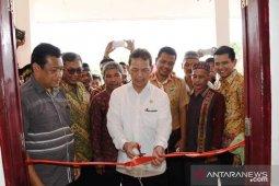 Bupati Tapsel resmikan gedung SD Negeri Binasari Angkola Selatan