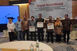 KPU Binjai raih tiga penghargaan