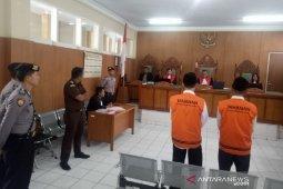 PN Garut vonis mati dua terdakwa pembunuhan sopir daring