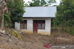 70 unit rumah translok bantuan pemerintah di Nagan Raya tidak  dihuni