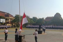 KPU sosialisasikan Pilkada 2020 ke siswa SMA di Denpasar