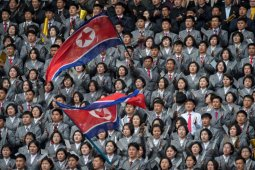 Cerita unik di balik imbang 0-0 dua Korea