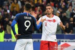 Piala Eropa 2020,  Turki dan Prancis kokoh di puncak grup G