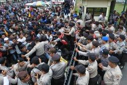 Aksi Mahasiswa di Jember