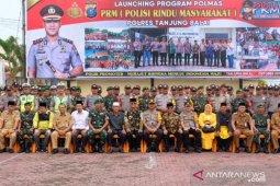 Kapolres Tanjungbalai sebut PRM untuk kedekatan masyarakat dengan polisi