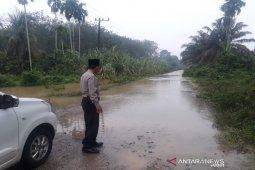 Sejumlah desa di Madina terendam banjir
