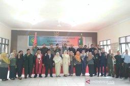 Zulfahri Siagian dilantik jadi Sekretaris PN Madina