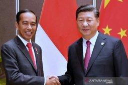 Presiden China Xi Jinping telepon Jokowi yakin atasi corona