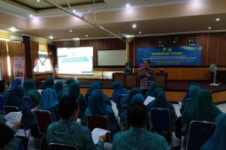 Kepala Perwakilan BKKBN Jambi paparkan strategi kemitraan program KKBPK