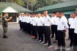 86 Calon Tamtama terdaftar di Kodim Barabai, 16 diantaranya mengundurkan diri