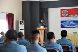 Lantamal IX gelar pelatihan penegakan hukum tindak pidana tertentu di laut