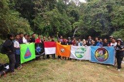 Komunitas pecinta alam promosikan keunikan daerah ke calon wisatawan