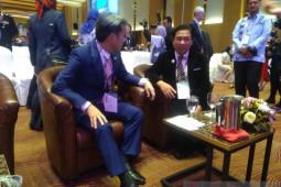 Wali Kota Banjarmasin hadir di acara Apuf Penang,Malaysia