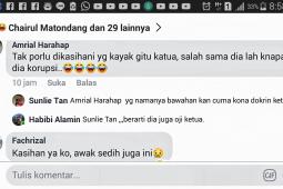 Kadis PU Medan kena OTT, warga Labura tanggapi beragam