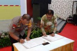 Polda Kalbar ajak mahasiswa UMP Pontianak penyambung informasi cegah Karhutla