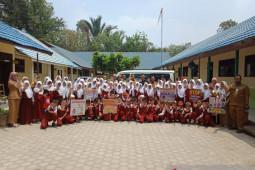 DP3A Tapin gencar Sosialisi pencegahan kekerasan terhadap anak ke sekolah-sekolah