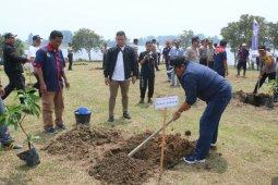 Pemkab Samosir dukung penanaman sejuta pohon di kawasan Danau Toba