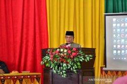 HUT Kota Padangsidimpuan, tokoh pemekaran berikan apresiasi