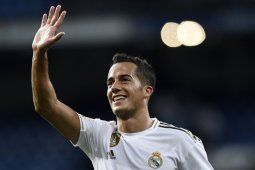 Arsenal lirik Lucas Vazquez di Real Madrid