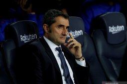 Pelatih Barcelona minta El Clasico tidak dipindah atau ditunda