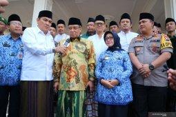 PBNU ziarah ke Jombang sambut Hari Santri Nasional 2019