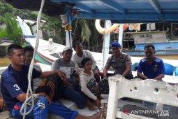 Cegah konflik nelayan, Satpolair Bengkayang patroli di perairan Natuna
