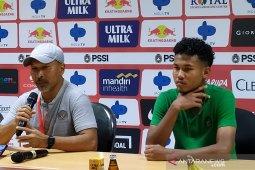 Timnas U-19 vs China, Fakhri Husaini puji tiga gol anak asuhnya
