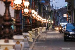 Revitalisasi Jalan Panggung Surabaya