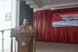 Kapolres Bangka imbau masyarakat jaga kondusivitas jelang pelantikan presiden
