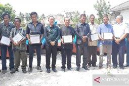 Pemkab Bangka salurkan enam kapal penangkapan ikan