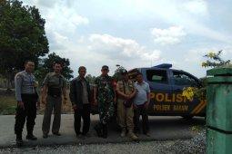 Jelang pelantikan presiden, Polres Bangka terjunkan 245 personel
