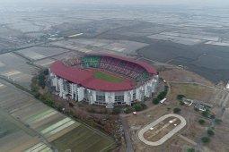 Renovasi Stadion GBT dikebut jelang bidding venue