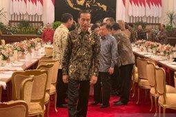 Presiden Jokowi pastikan jumlah menteri di kabinet baru tetap sama