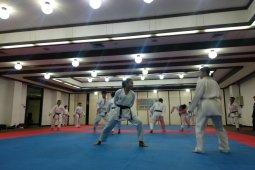 Persiapan cabor karate capai 90 persen hadapi SEA Games