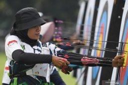 Pemanah putri Jatim Diananda Choirunisa incar tiga emas SEA Games 2019