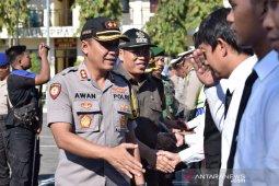 Pelantikan presiden, Kapolres Situbondo perintahkan anggotanya melaksanakan tugas optimal