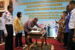 Banda Aceh terapkan pembayaran elektronik di Pelabuhan Ulee  Lheue