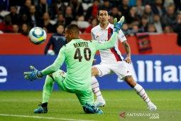 Hasil Liga Prancis: PSG menang 4-1 lawan sembilan pemain Nice