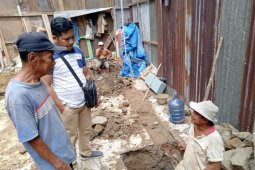 Pekerja bangunan temukan benda diduga granat di Pematangsiantar