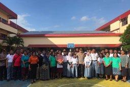 Polda Maluku ajak siswa SMA di Ambon tangkal hoaks