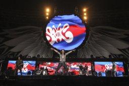 Perkembangan Rock Indonesia, Slank tawarkan pilihan berbeda