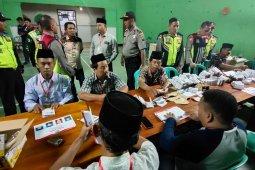 Polresta Kediri terjunkan 450 personel amankan pilkades