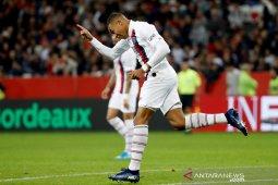 Hasil dan klasemen Liga Prancis -  PSG kini unggul lima poin