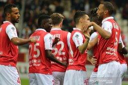 Liga Prancis - Reims menyodok ke posisi ketiga saat Angers, Lille dan Nantes kalah