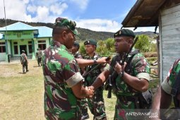 Kodam XVIII/Kasuari Papua Barat terus diperkuat