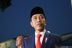 Presiden: Pelantikan menteri bisa Senin, bisa Selasa, bisa Rabu